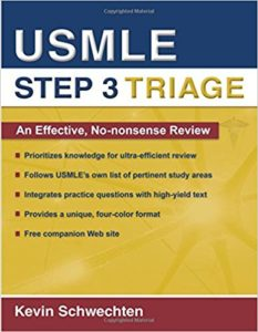 STEP 3 Triage 233x300 - What is the USMLE Step 3 | Is USMLE Step 3 required for residency?