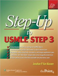 Step up to step 3 230x300 - What is the USMLE Step 3 | Is USMLE Step 3 required for residency?