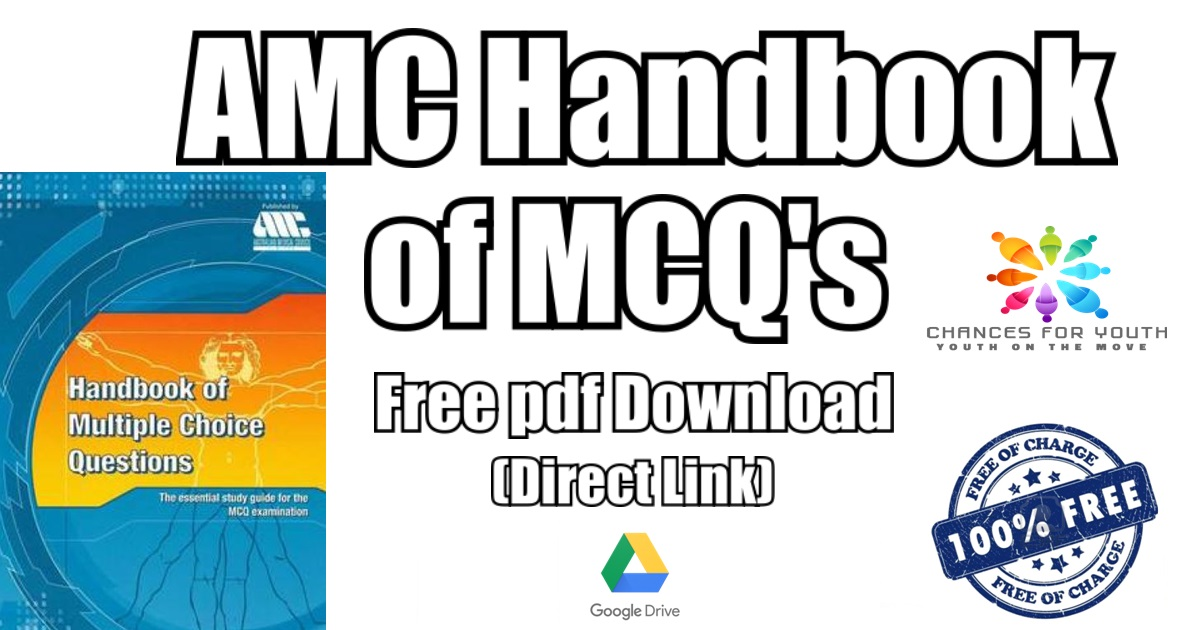 Amc Anthology Of Medical Conditions Download