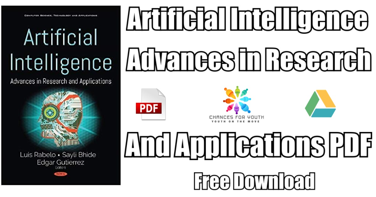 Artificial Intelligence Advances - Home