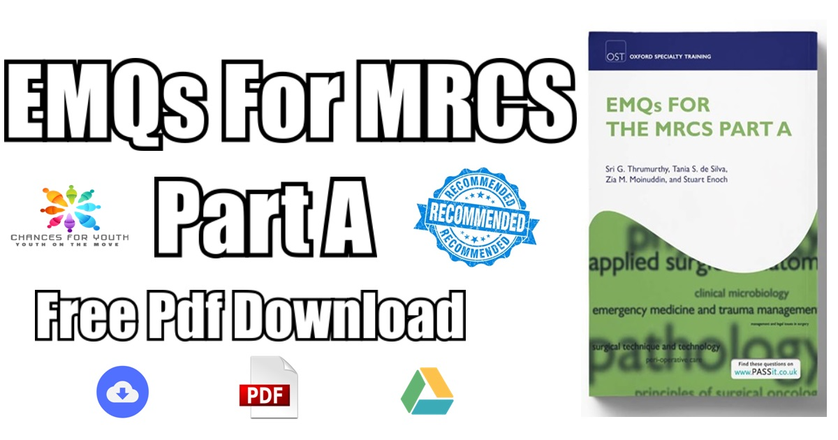 EMQs For The MRCS Part A Pdf Free Download