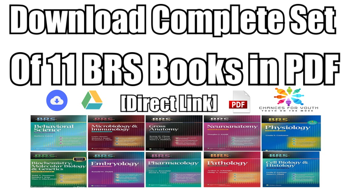 Brs Books Pdf Free Download Brs Pharmacology Pdf
