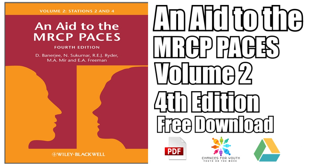 An Aid To The MRCP PACES Volume 2 4th Edition PDF