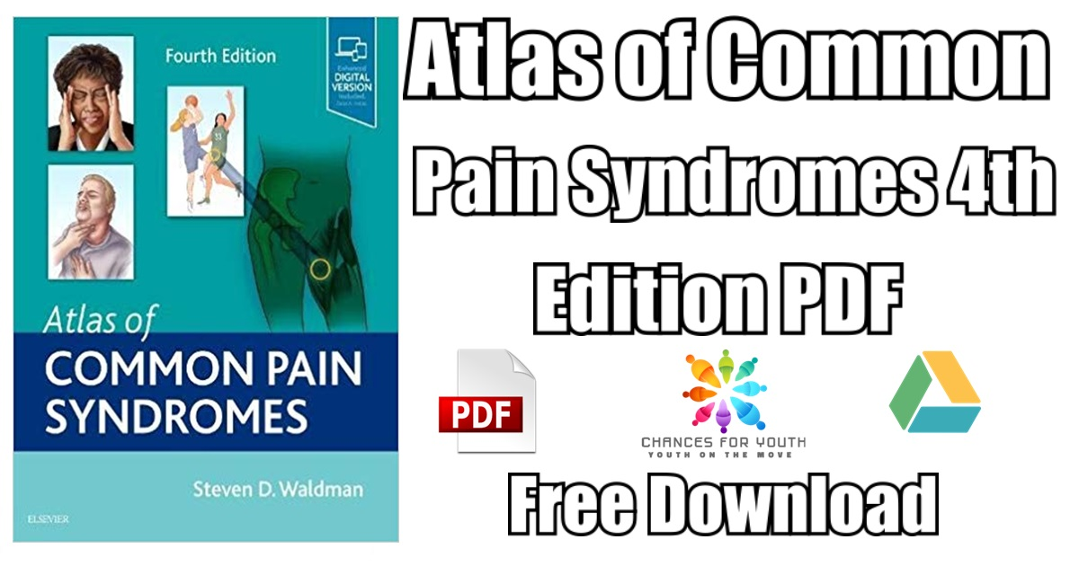 Atlas of Common Pain Syndromes 4th Edition PDF Free Download | [PDF ...