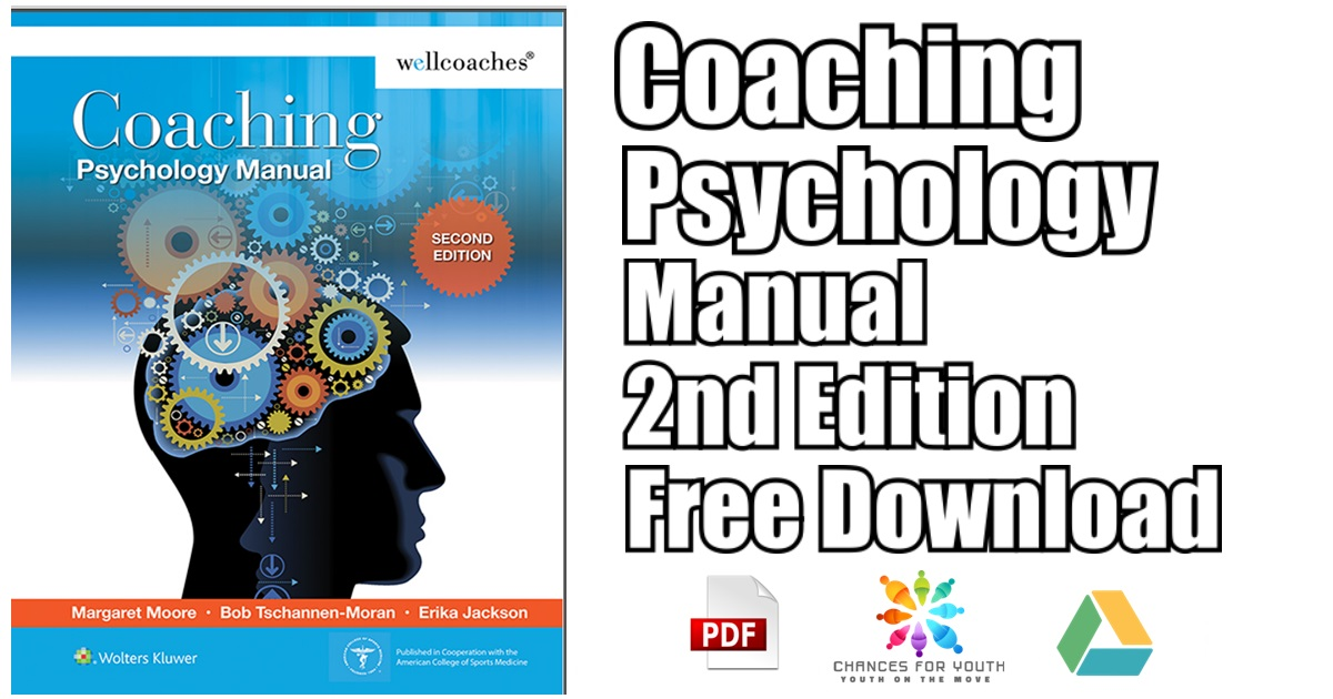 Coaching Psychology Manual Free Manual Guide