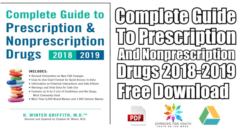 The Gale Encyclopedia of Prescription Drugs 1st Edition PDF