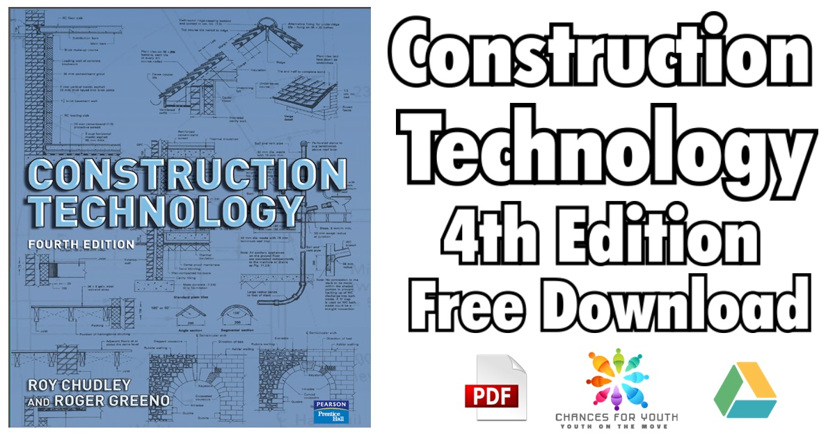 Construction Technology 4th Edition PDF