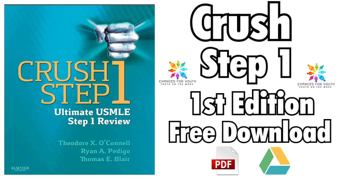 Crush Step 1 PDF: The Ultimate USMLE Step 1 Review