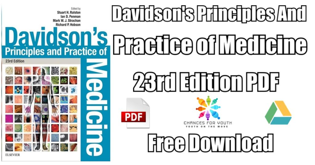 Davidsons Principles and Practice of Medicine 23rd Edition 1024x538 - Atlas of Common Pain Syndromes 4th Edition PDF Free Download | [PDF] [Free]