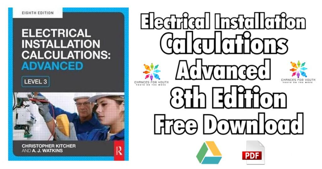 Electrical Installation Calculations Advanced 8th Edition PDF 1024x538 - Electrical Installation Calculations Advanced 8th Edition PDF Free Download | [Direct Link]