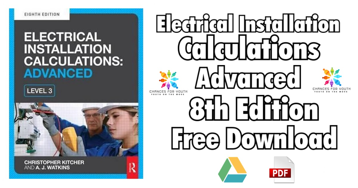Electrical Installation Calculations Advanced 8th Edition PDF - Home