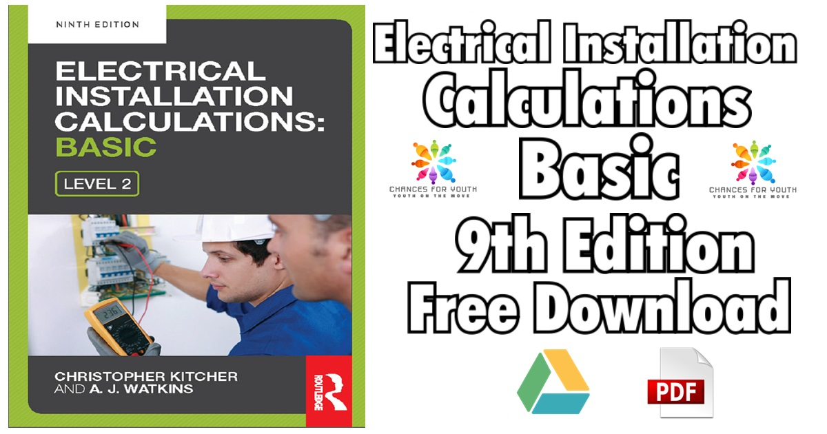 Electrical Installation Calculations Basic 9th Edition PDF - Home