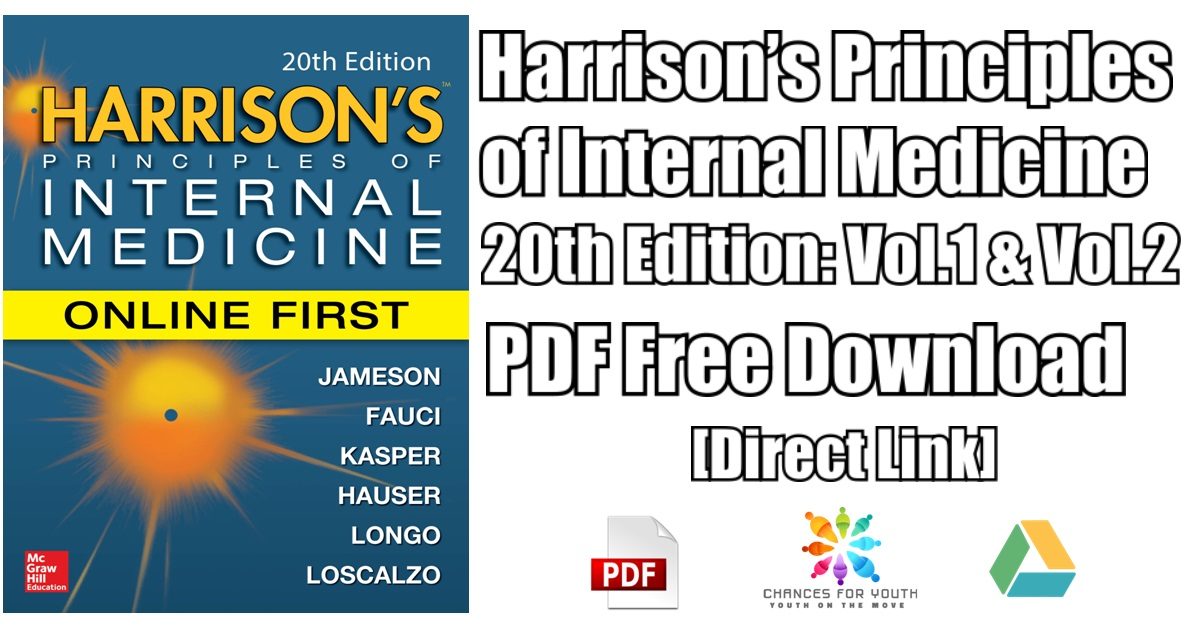Harrison Principles Of Medicine Free Download