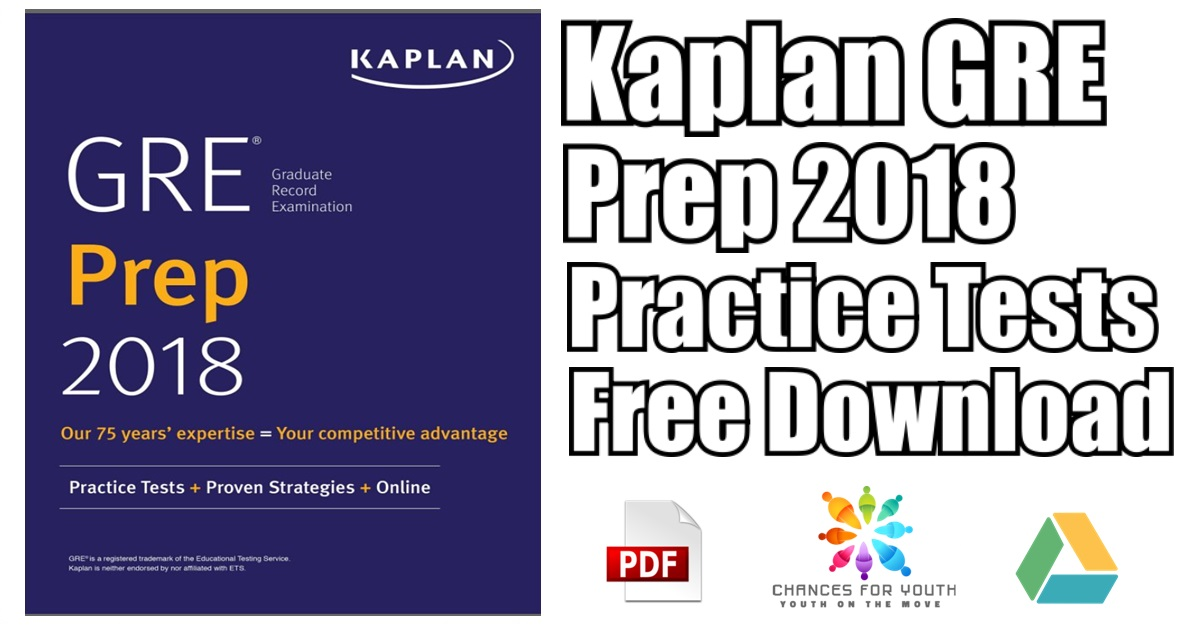 kaplan gre prep 2018 pdf free download practice testsproven strategies