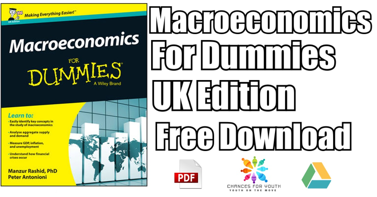 Macroeconomics For Dummies Uk Edition Pdf Free Download Pdf 2018