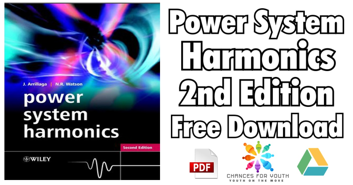 Power System Harmonics 2nd Edition PDF - Home