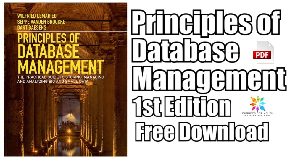 Principles of Database Management 1st Edition PDF 1024x538 - Introduction To Python 2018 Edition PDF Free Download | [Direct Link]