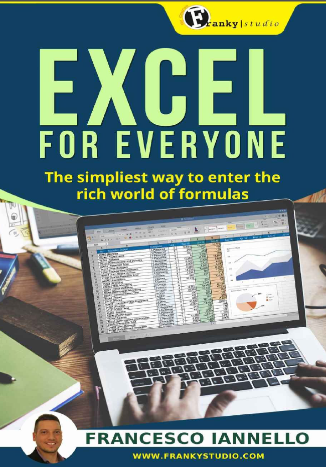 Screenshot 204 - Excel For Everyone-The Simplest Way To Enter The Rich World of Formulas PDF Free Download