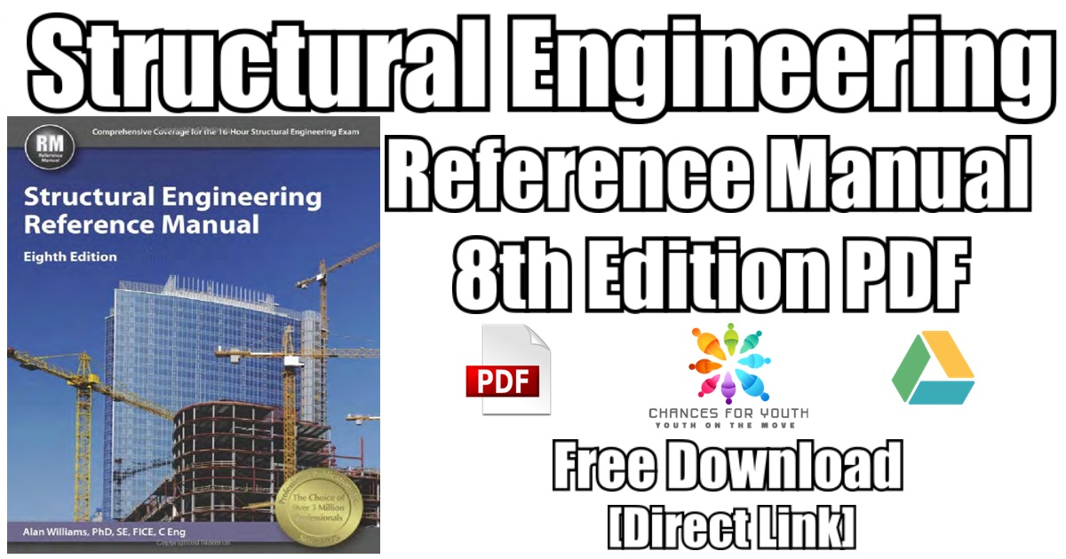 Structural Engineering Reference Manual 8th Edition Pdf Free