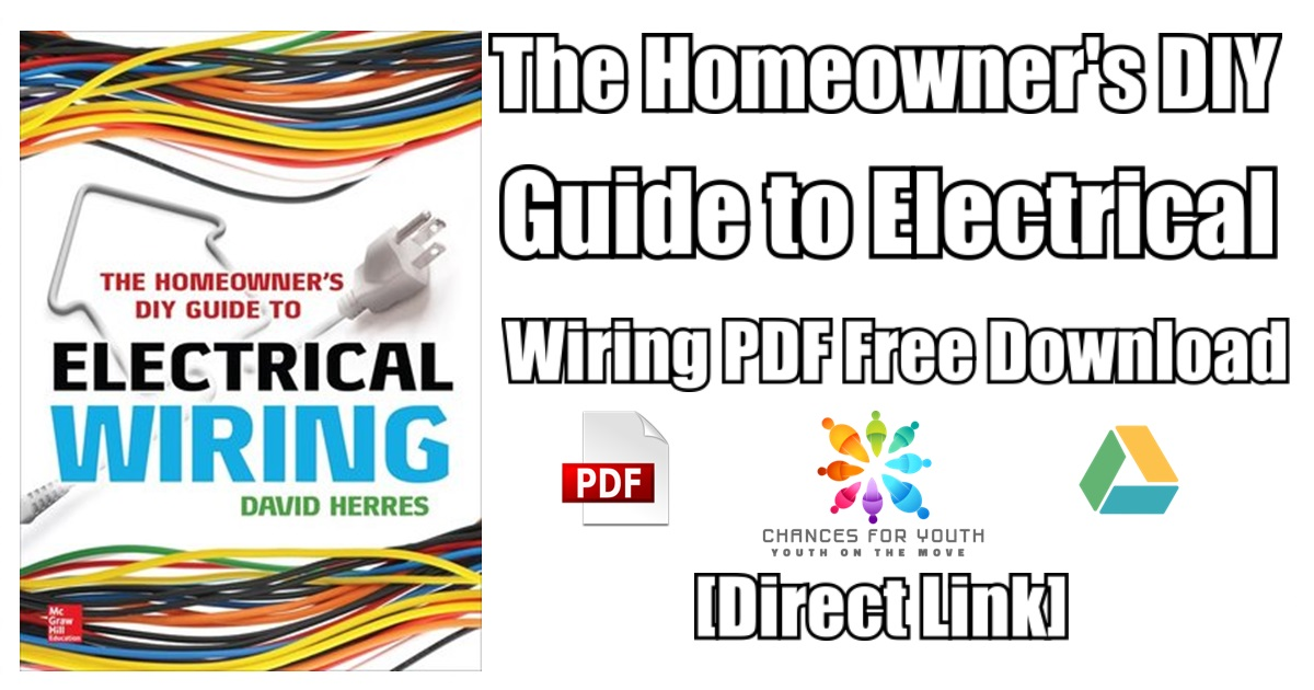 The Homeowner\'s DIY Guide to Electrical Wiring PDF Free Download ...