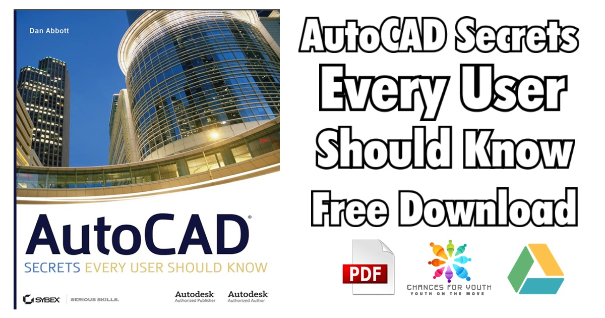 AutoCAD Secrets Every User Should Know PDF