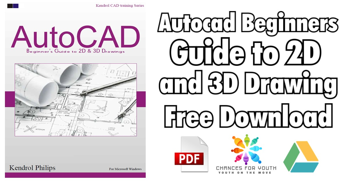 Autocad Beginners Guide to 2D and 3D Drawing PDF - Home