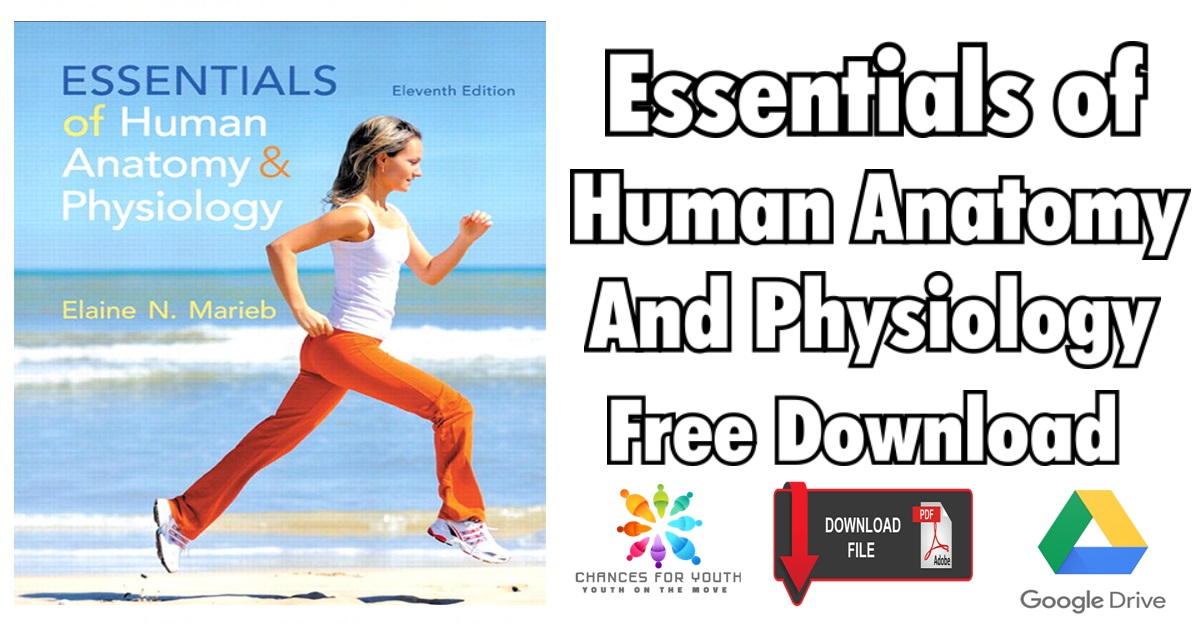 Essentials of Human Anatomy And Physiology 11th Edition PDF Free ...