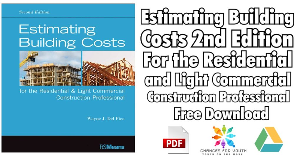 Estimating Building Costs 2nd Edition PDF 1024x538 - Estimating in Heavy Construction Roads Bridges Tunnels Foundations PDF Free Download