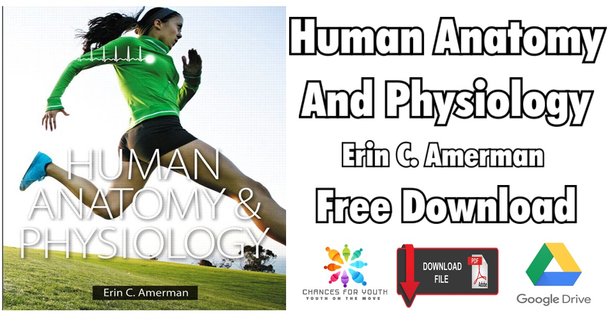 Human Anatomy And Physiology PDF Free Download [Direct Link]