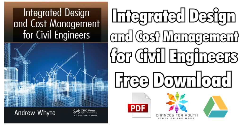 Integrated Design and Cost Management for Civil Engineers PDF 1024x538 - Autocad Beginners Guide to 2D and 3D Drawing PDF Free Download [Direct Link]