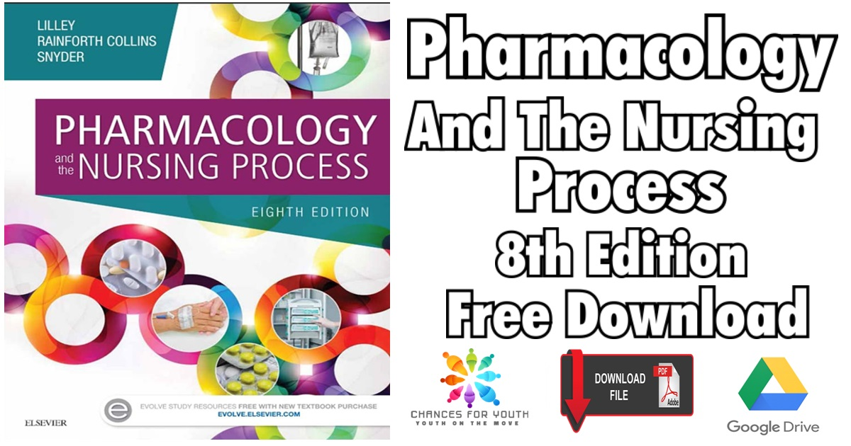 Pharmacology and the Nursing Process 8th Edition PDF Free