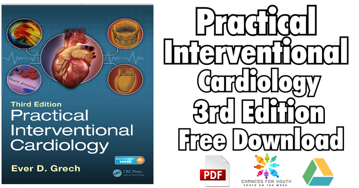 Practical Interventional Cardiology 3rd Edition PDF