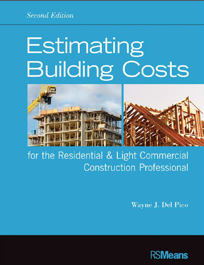 Screenshot 224 - Estimating Building Costs 2nd Edition PDF Free Download | For the Residential and Light Commercial Construction Professional