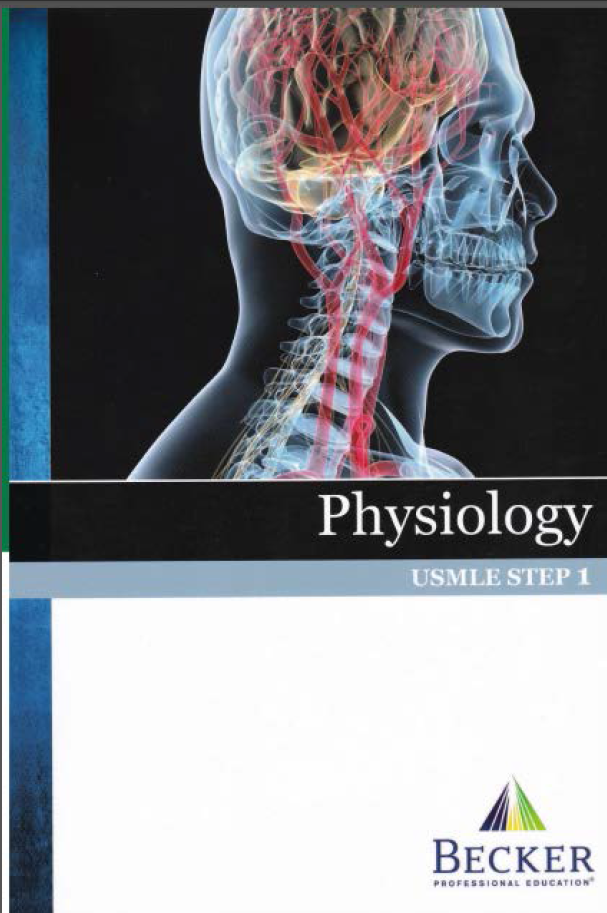 Screenshot 247 - BECKER USMLE Step 1 Lecture Notes Physiology PDF Free Download [Direct Link]