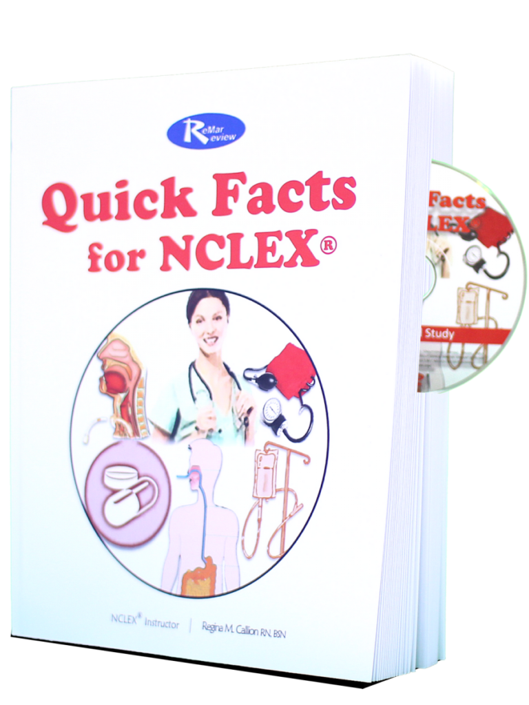 QUICK FACTS FOR NCLEX BOOK DVD 1 768x1024 - Remar Review DVD Free Download | Remar NCLEX Review