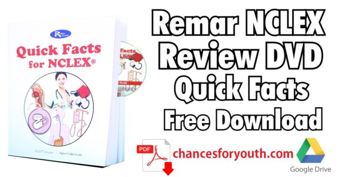 Remar Review DVD