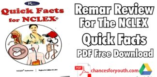 Remar Review Quick Facts PDF
