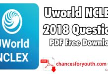Uworld NCLEX Questions PDF